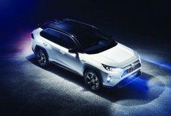 El nuevo Toyota RAV4 marca el camino hacia una nueva estrategia de futuro