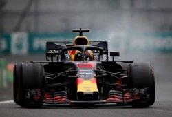 El turbo de Ricciardo lo dañaron los comisarios de México
