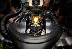 """Undécima pole de Hamilton: """"Nunca he estado tan unido a un coche"""""""