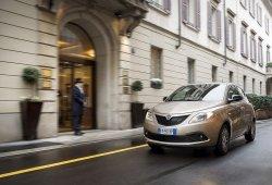 Italia - Octubre 2018: Al Lancia Ypsilon le queda vida
