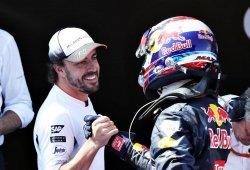 "Verstappen: ""Lamento no haber podido luchar contra Alonso"""