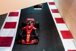 "Vettel: ""Cuando vi la vuelta de Hamilton en Q2, pensé que iba a ser difícil"""