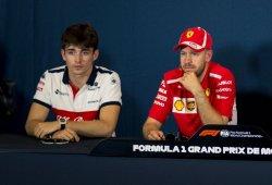 """Vettel: """"Leclerc querrá ganarme, yo querré ganarle, pero las normas están claras"""""""