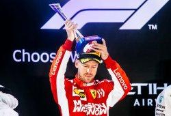 """Vettel termina la temporada con un podio que sabe a poco: """"Ha sido un año muy duro"""""""