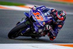 Viñales repite al frente en el cierre del test de MotoGP en Valencia