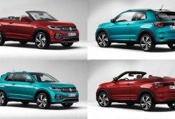 Las variantes de 2 puertas del Volkswagen T-Cross que no verás en la calle