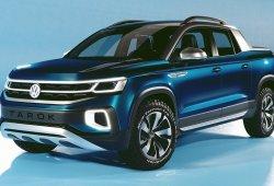 Volkswagen Tarok Concept, un adelanto del nuevo pick-up que está en camino