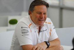 Zak Brown afirma que el programa de Indy 500 no afectará al de Fórmula 1