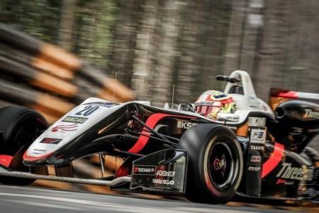 Álex Palou se inscribe en el GP de Macao con B-MAX