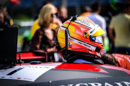 Álex Riberas, candidato a pilotar para WRT en el DTM