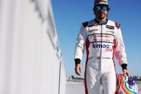 Alonso busca estar en las 24 Horas de Daytona con un DPi