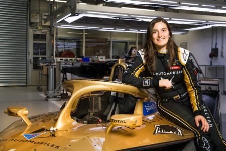 Mujeres al poder en el test de Fórmula E en Arabia Saudí