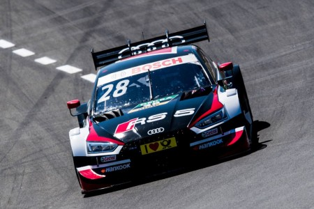 Audi Sport elige sus pilotos para el 'rookie test' del DTM
