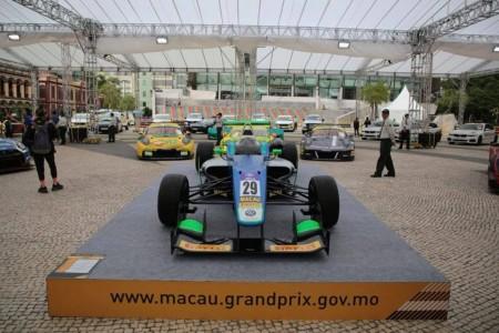 Consulta todos los horarios del 65.º GP de Macao