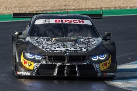 Los DTM con motor 2.0 turbo ya rugen en los test de Estoril