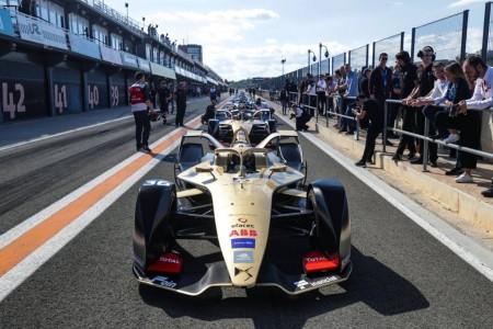 La Fórmula E publica la lista de pilotos de la 'Season Five'