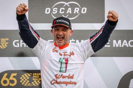 Gabriele Tarquini, o cómo ganar el WTCR a los 56 años