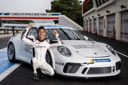Andlauer y Evans, pilotos 'Junior' de Porsche en 2019