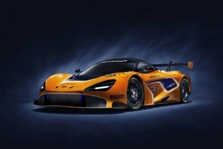 El McLaren 720S GT3 debutará en las 12 Horas del Golfo