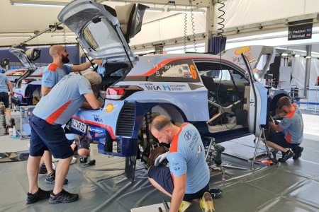 Previo y horarios del Rally de Australia del WRC 2018