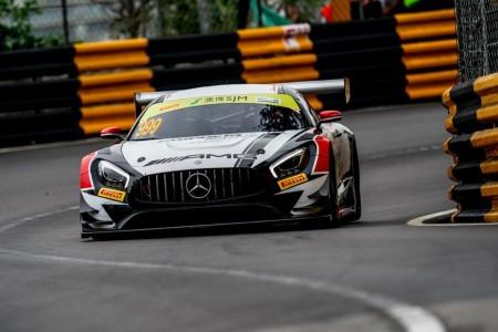 Raffaele Marciello logra la pole de la FIA GT World Cup