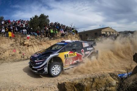 El reinado de Sébastien Ogier pasa por el Rally de Australia