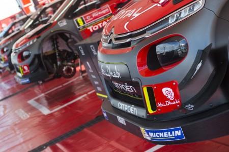 Ogier y Lappi probarán con Citroën antes de acabar 2018