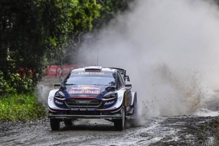 Ogier, hexacampeón del WRC; Latvala gana en Australia