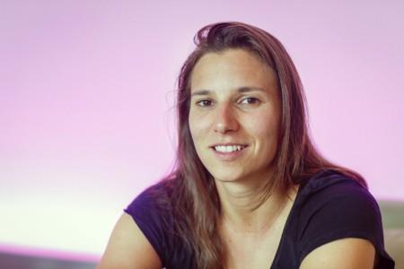 Simona de Silvestro, piloto de test de Venturi Fórmula E