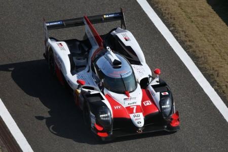 Pole del Toyota #7, Alonso acaba segundo en Shanghái