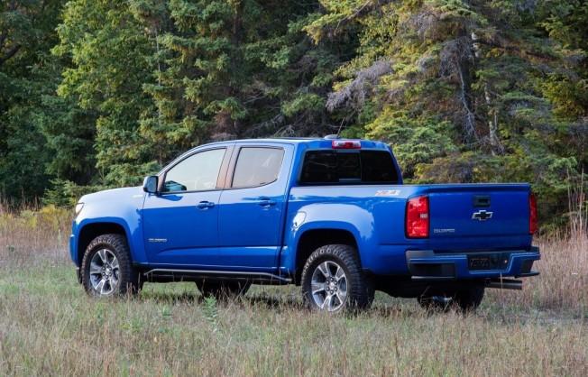 Chevrolet presenta los nuevos Colorado RST y Z71 Trail ...