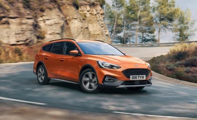 Ford Focus SportBreak Active