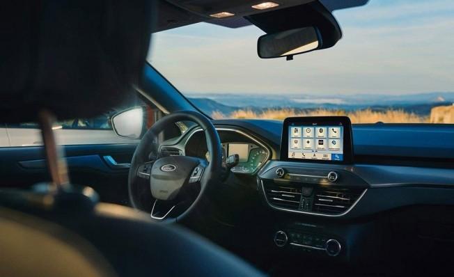 Ford Focus SportBreak Active - interior