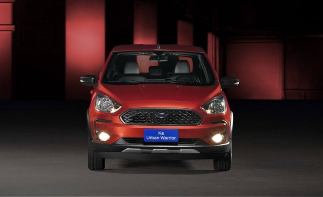 Ford Ka Urban Warrior - frontal