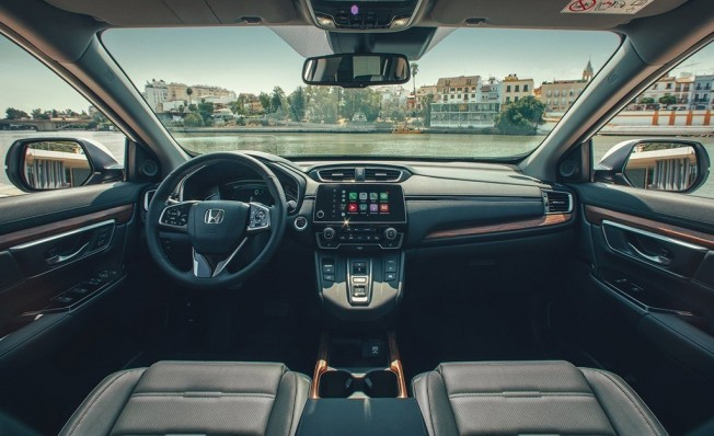 Honda CR-V Hybrid 2019 - interior