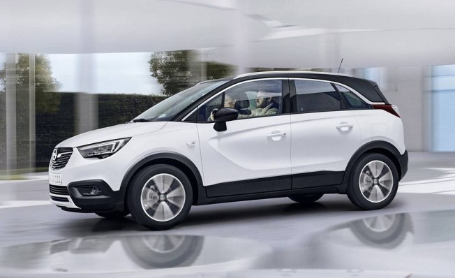 Opel Crossland X - lateral