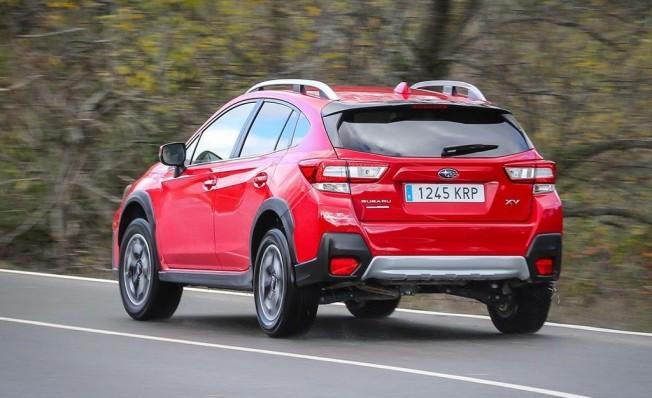 Subaru XV Executive Plus - posterior