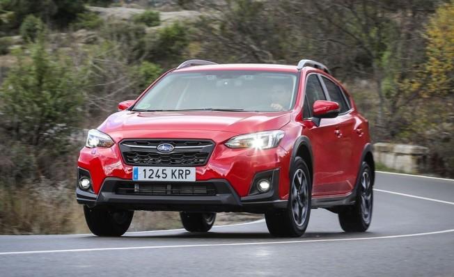 Subaru XV Executive Plus