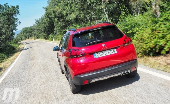 Peugeot 2008 GT Line 1.2 PureTech S&S 110 5v
