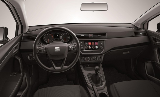 SEAT Ibiza Full Connect - posterior
