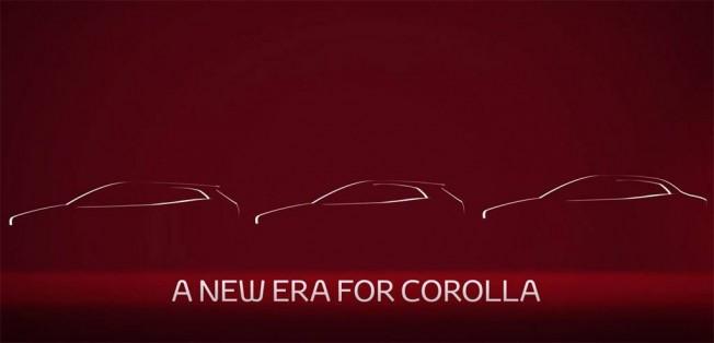 Toyota Corolla Sedán 2019 - adelanto