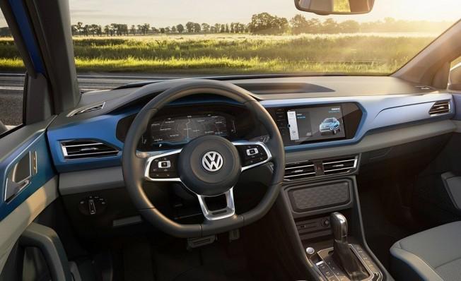 Volkswagen Tarok Concept - interior