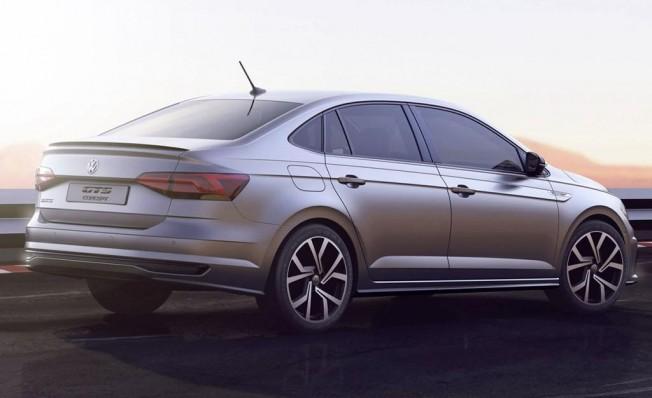 Volkswagen Virtus GTS Concept - posterior