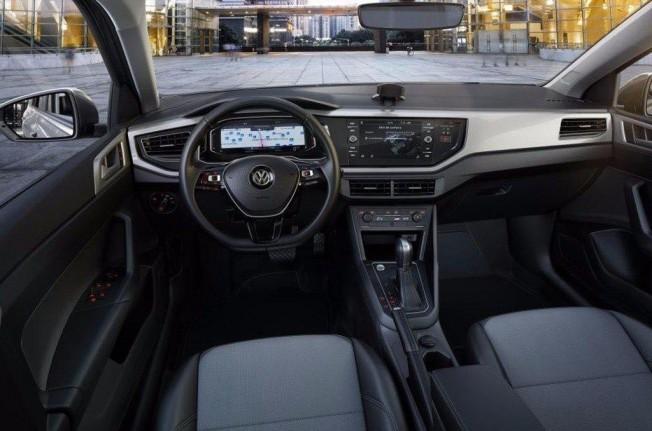 Volkswagen Virtus - interior