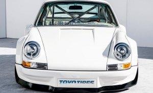 Este Porsche 911 con motor Tesla de 710 CV es el eléctrico definitivo