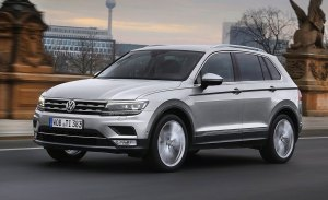 La gama del Volkswagen Tiguan estrena el motor 1.5 TSI de 150 CV