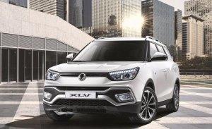SsangYong XLV 2019: con nuevo equipamiento tecnológico y de seguridad