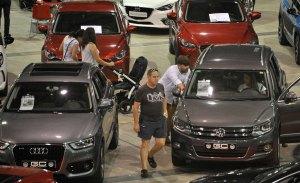 Las ventas de coches de ocasión suben un 12,1% hasta octubre de 2018