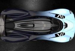 El V12 Cosworth del Aston Valkyrie ruge como un Fórmula 1 atmosférico