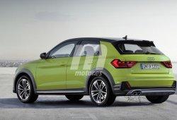 Audi registra oficialmente el nombre comercial City Carver